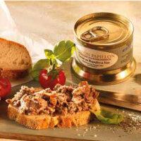 Antipasti, Oliven & Fisch