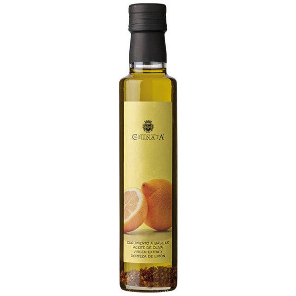 La Chinata Extra Natives Olivenöl mit Zitronenschalen 250 ml