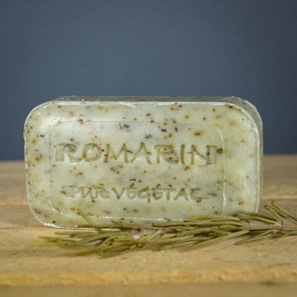 Rosmarin Seife von Savon de Bormes 100g / Manufakturseife aus Frankreich / Provence