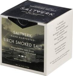 Meersalzflocken aus Island 125g geräuchert mit...