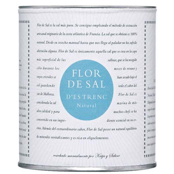 Flor de Sal - Natural 180g aus Mallorca / Salz aus Mallorca