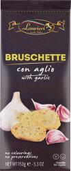 150g Bruschettine con Aglio aus Italien / Brotscheiben...