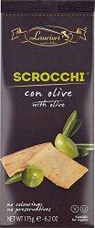 175g Scrocchi con Olive aus Italien / Kräcker mit Olive