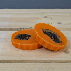 2x 15g Duftwachs Orange für Duftlampen