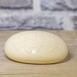 Ovis Schafmilchseife oval Wiesenduft 110g Relief