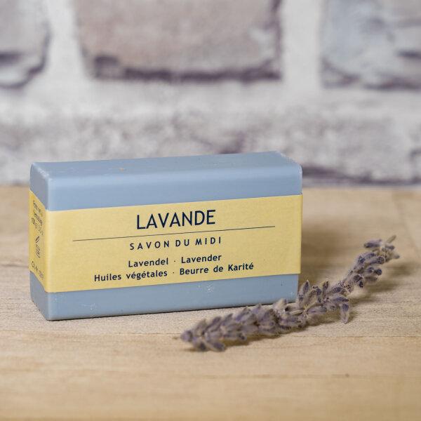 Lavendel Seife von Savon du Midi 100g Frankreich