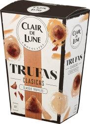 Trufas Clair de Lune - Clásicas 160g