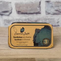 120g Sardinen in Olivenöl aus Portugal