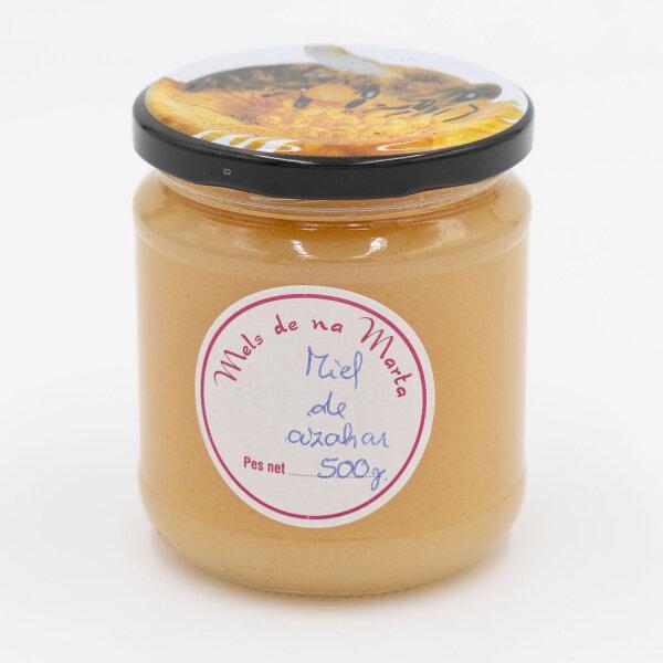 Honig aus Mallorca Orangenblütenhonig 500g