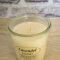 Rapswachskerze Lavendel im XL WECK®-Glas mit ätherischem Lavendel Öl