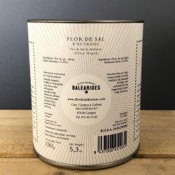Flor de Sal - Olivas Negras 150g Salz aus Mallorca