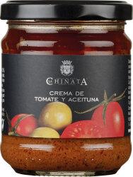 La Chinata Pastete von Tomaten, Oliven und Olivenöl...