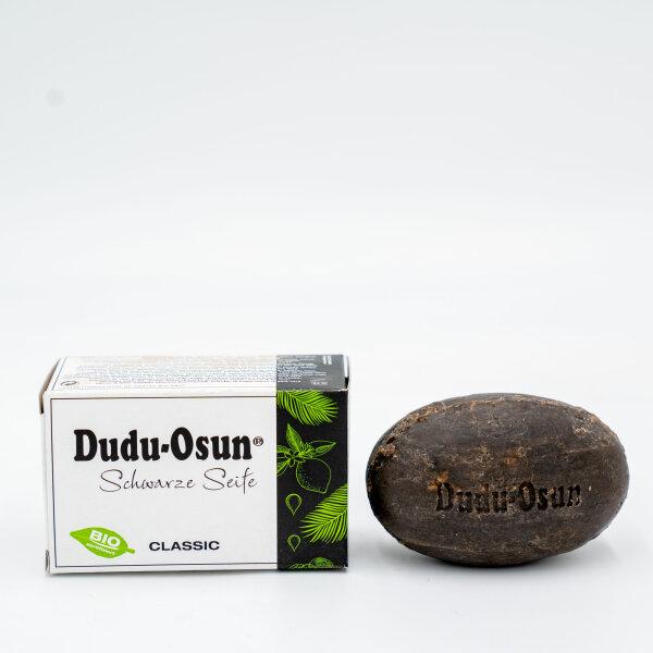 Dudu-Osun® CLASSIC - Schwarze Seife aus Afrika 150g