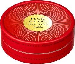 Flor de Sal mit Safran 50g Salz aus Mallorca