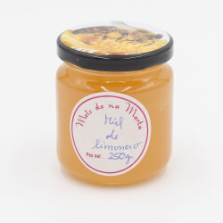 Honig aus Mallorca Zitronenblütenhonig 250g