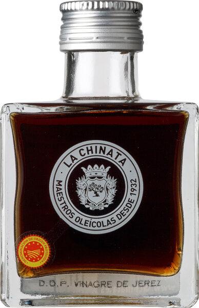 La Chinata Sherry-Essig in quadratischer Gourmet-Flasche 100 ml Spanien