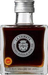 La Chinata Sherry-Essig in quadratischer Gourmet-Flasche...