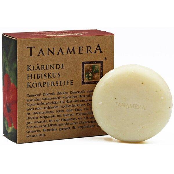 Tanamera® Klärende Hibiskus Körperseife, 100g