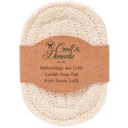 Seifenablage aus Luffa von Croll & Denecke