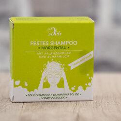 Ovis Schafmilch Festes Shampoo Morgentau 50g