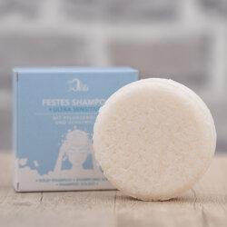 Ovis Schafmilch Festes Shampoo Ultra Sensitive 50g