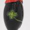 Tangoo Keramik Schornsteinfeger mit rotem Halstuch klein für den Garten / Gartenstecker