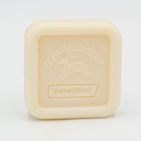 Ovis Seife Palmölfrei milde Reinheit eckig 100g
