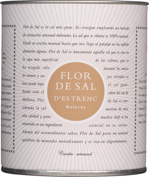 Flor de Sal mit Steinpilzen 150g / Salz aus Mallorca