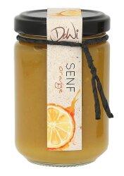 Orangensenf - DeWi 130ml