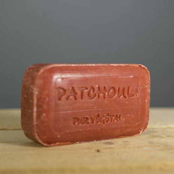Patchouli Seife von Savon de Bormes 100g / Manufakturseife aus Frankreich / Provence