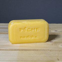 Pfirsich Seife von Savon de Bormes 100g / Manufakturseife...