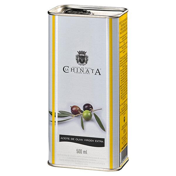 La Chinata Natives Olivenöl in attraktiver Dose 500 ml