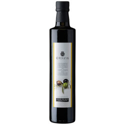 Natives Olivenöl Extra in 500 ml Flasche